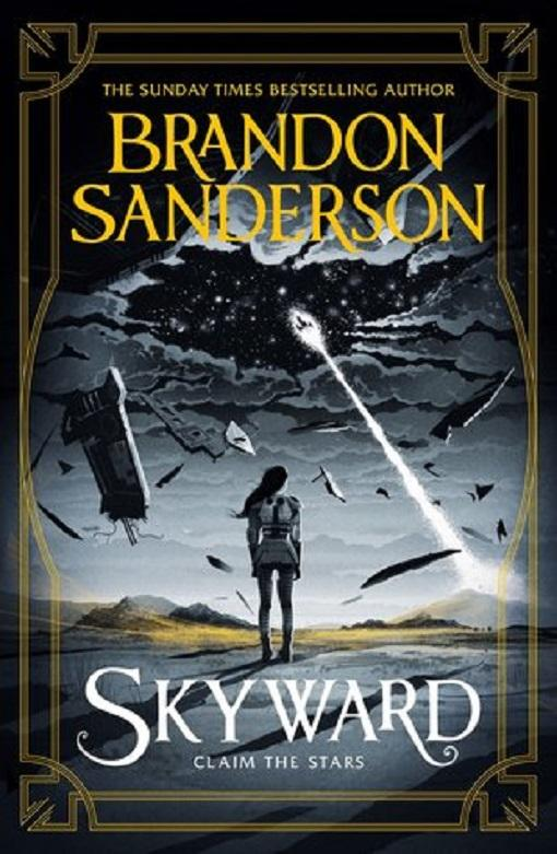 Skyward av Brandon Sanderson